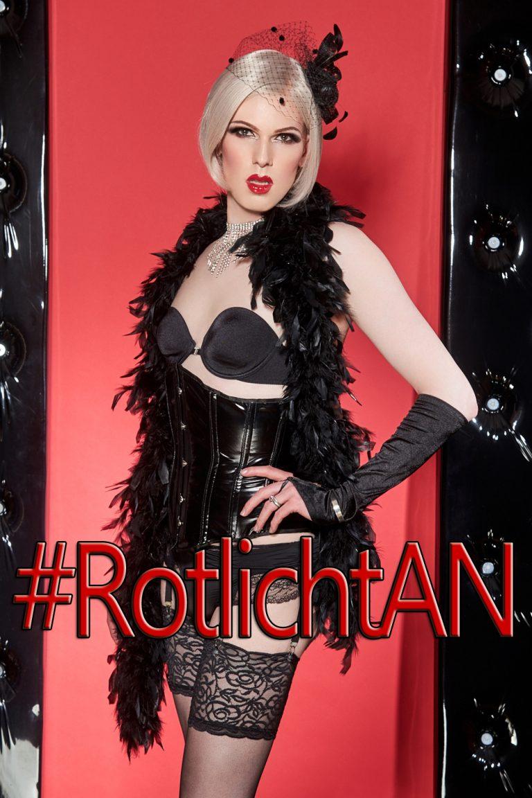 #RotlichtAN | Drag Lady Lulu